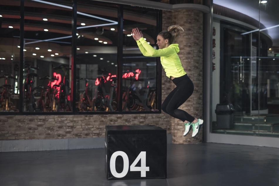 box-jump-esercizi abilità corssfit